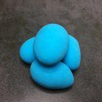 Melkchocolade met amandel, Dazzles! Baby Blue Dulcis